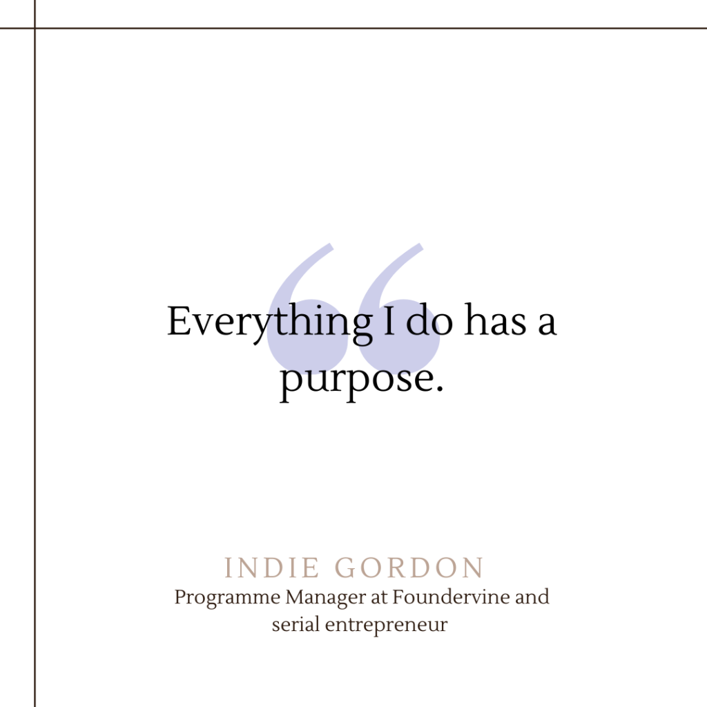 quote by Indie Gordon